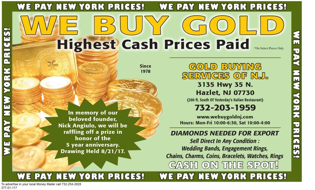 Retail Ads - Money Mailer of Central NJ